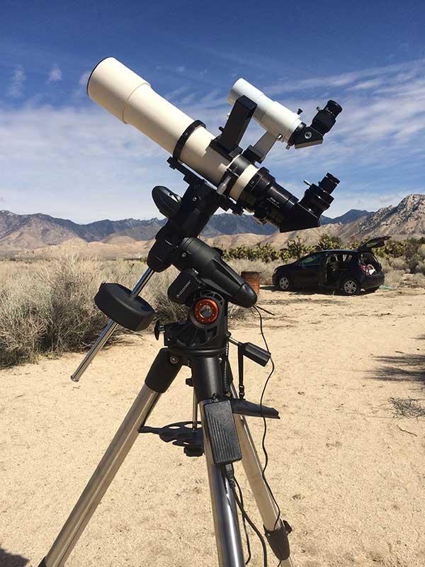 Celestron Advanced VX Mount Review