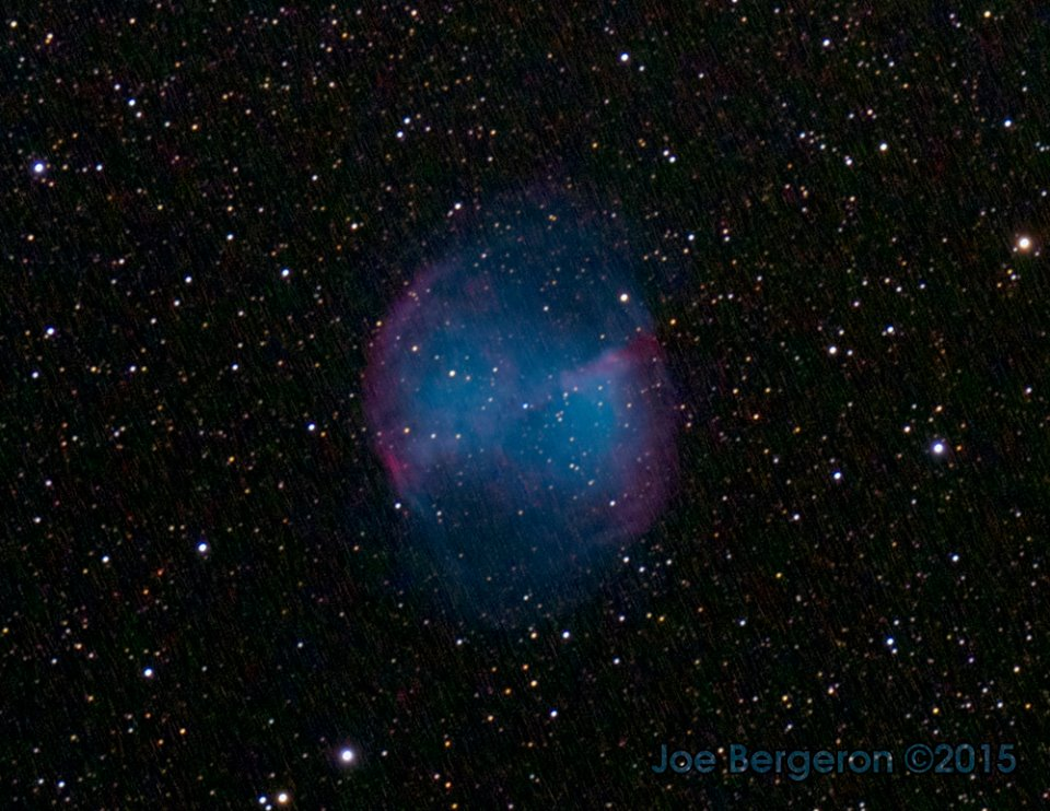 dumbbell nebula colors - photo #42