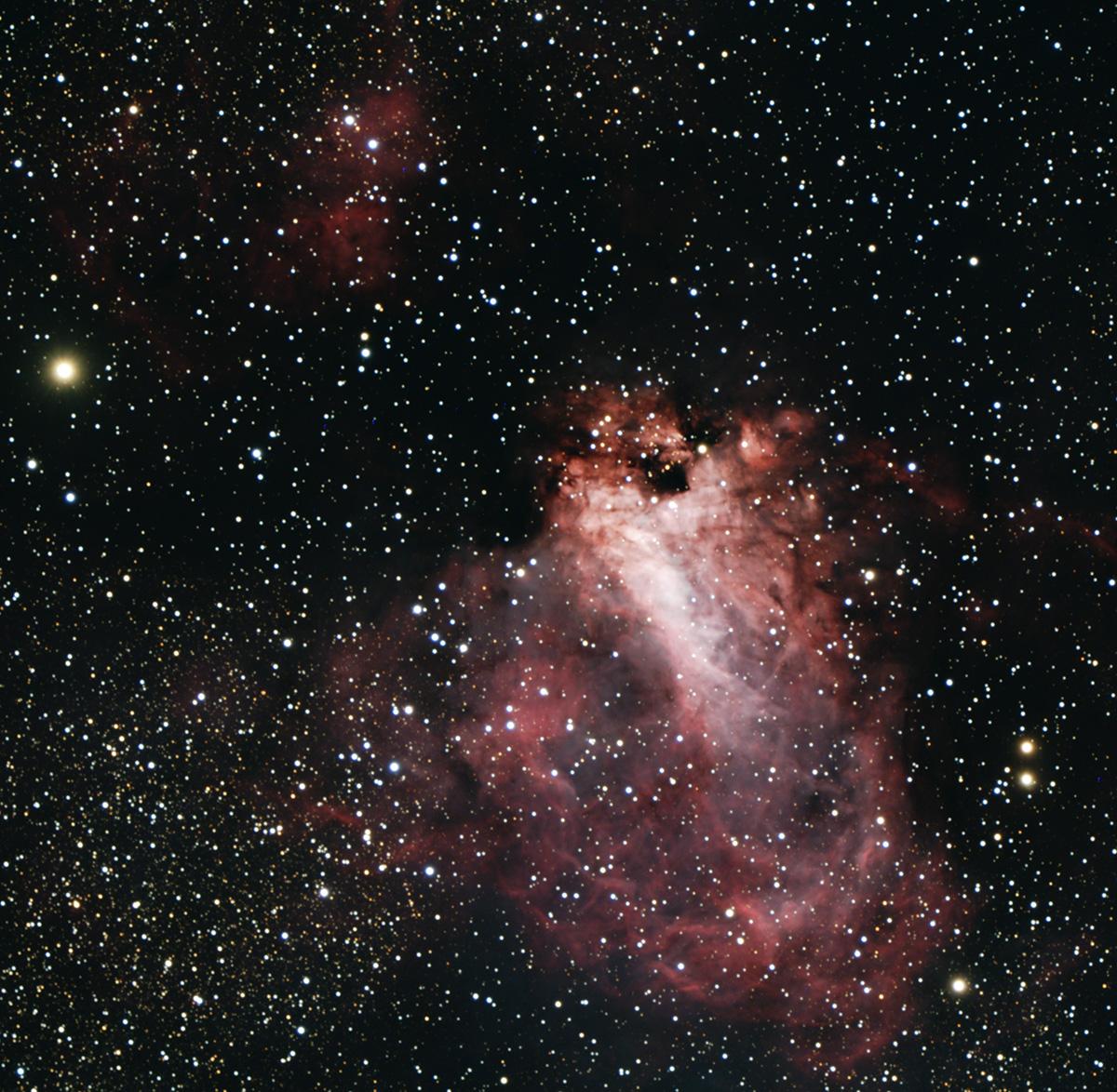 nebula m17 - photo #20